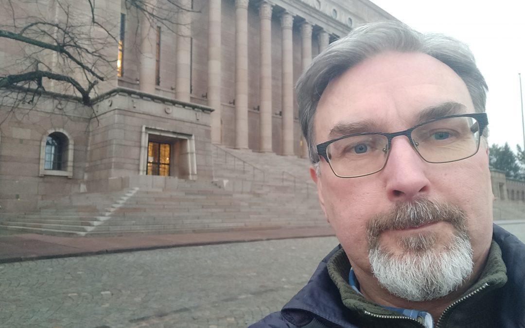 Heikki Savola Vihreiden kansanedustajaehdokkaaksi