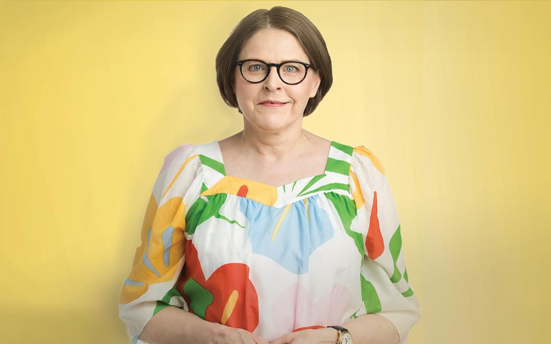 Heidi Hautala vierailee Karkkilassa